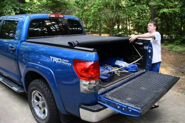 Tonneau Cover for Tundra CrewMax