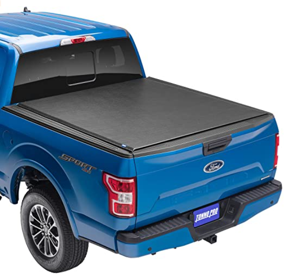 Tonno Pro Lo Roll Soft Roll Up Tonneau Cover